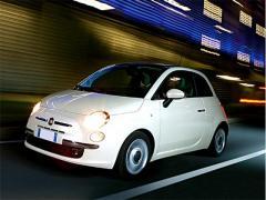 Automobile Fiat 500 1.2 Lounge