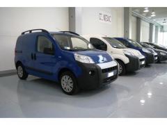 Automobile Fiat Fiorino Natural Power SX