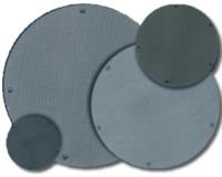 Filtering disks