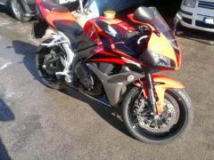 Motos-Bikes Honda CBR 600