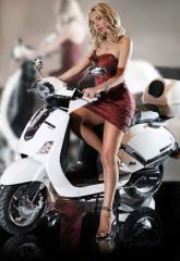 Ciclomotore PT 125/150