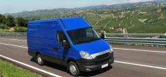 Automobiles cargo vans of carrying capacity 2-5
