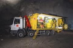 Advanced high performance grouting system