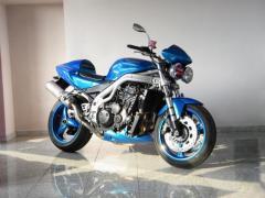 Motocicletta Triumph Altro Speed Triple 955