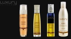 Luxury Hair Care  Green Light
