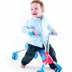 Il trasporto dei bambini