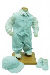 Abito di cotone per bambino art.550
