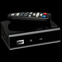 WD TV WDBABG0000NBK