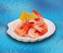 Frutti di mare Mazzancolle con codina al naturale