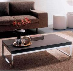 Tavolino Leather