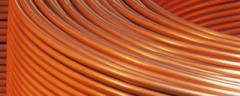 Tubes copper capillary