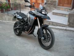 Motocicletta BMW F 800 GS
