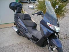 Scooter Suzuki Altro Burgman