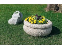 Products from a granite