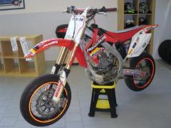 Motocicletta  Honda CRF 450 R