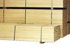 Lumber for pans