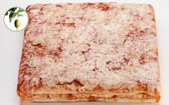 Pizza 30x30 olio extra