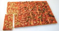 Pizza Farcita senza Mozzarella