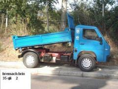 Autocarro Bremach Brio