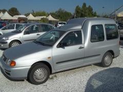 Automobile Volkswagen Caddy