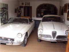 Automobile Alfa Romeo Giulietta