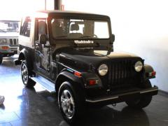 Automobile Mahindra Jeep 2500