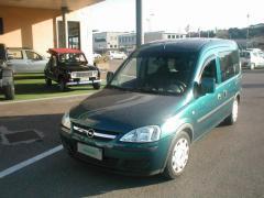Automobile Opel Combo 1.6