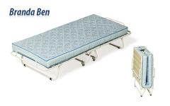 Hopfällbara sängar