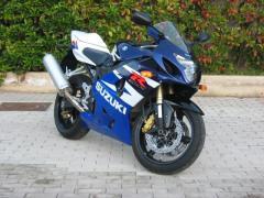 Motocicletta Suzuki GSX-R 600