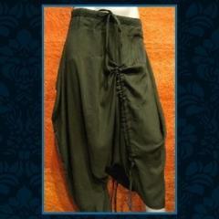 Pantaloni etnici in cotone