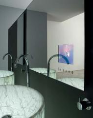 Specchio conTV LCD Vista