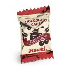 Chicchi ricoperti di cioccolato