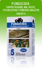 FUN 5 - Rabor 6  (Fungicida contro Ruggine, Mal