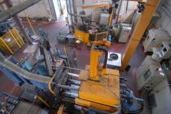 Impianti alluminio reparto pressocolata