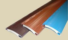 Profili Per Avvolgibili Alluminio Coibentato