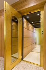 Elevators for cottage
