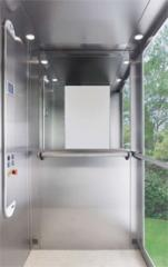 Elevators for handicapped people