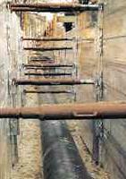 Heat exchangers pipe-casing