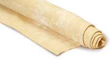 Pastry sheets