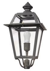 IL5000.000S - Lanterna portata PMMA TRA max 100W E27
