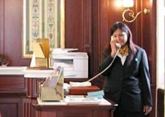 Intercom Systems for the hotels in complete sets