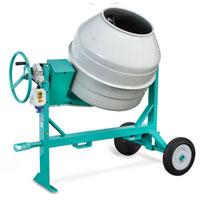 Concrete mixers