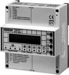 RTC 604  Regolatore climatico per il comando in