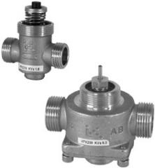 Electromagnetic valve withwater flow regulator