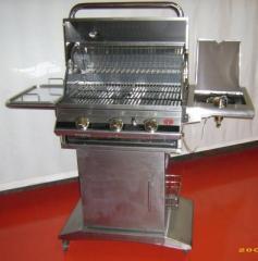Barbecue In Acciaio Inossidabile B300a...