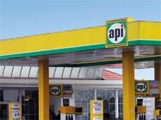 Benzinaio API