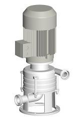 Pompe centrifughe multistadio in esecuzione