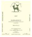 Vino Barbaresco DOCG 2007 Tre Stelle