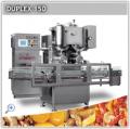 Dosatrici riempitrici DUPLEX 240 per preparati per gelato in secchiello