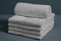 Asciugamano Viso Soft 60X100 in Spugna Per Uso Professionale